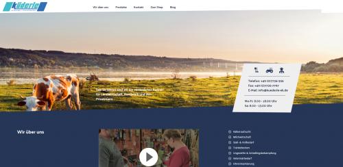 Firmenprofil von: Zuverlässige Helfer für den Landwirt - hochwertige Werkzeuge und Tierzuchtgeräte